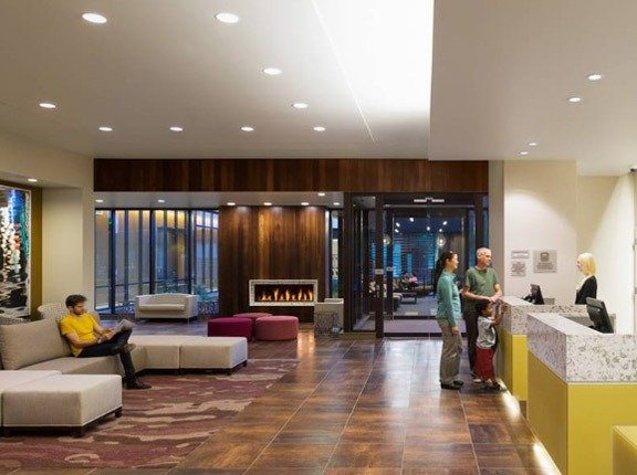 Diverse Works PDX Marriot Pearl — Commercial Painting