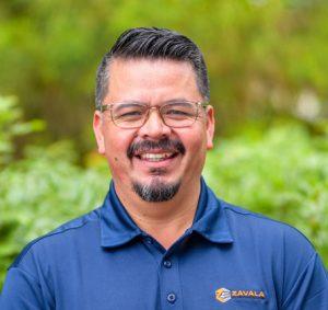 LatinoBuilt Board Member Hugo Zavala