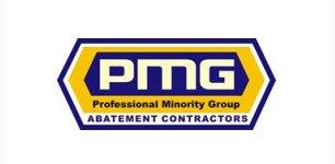 PMG Abatement Logo