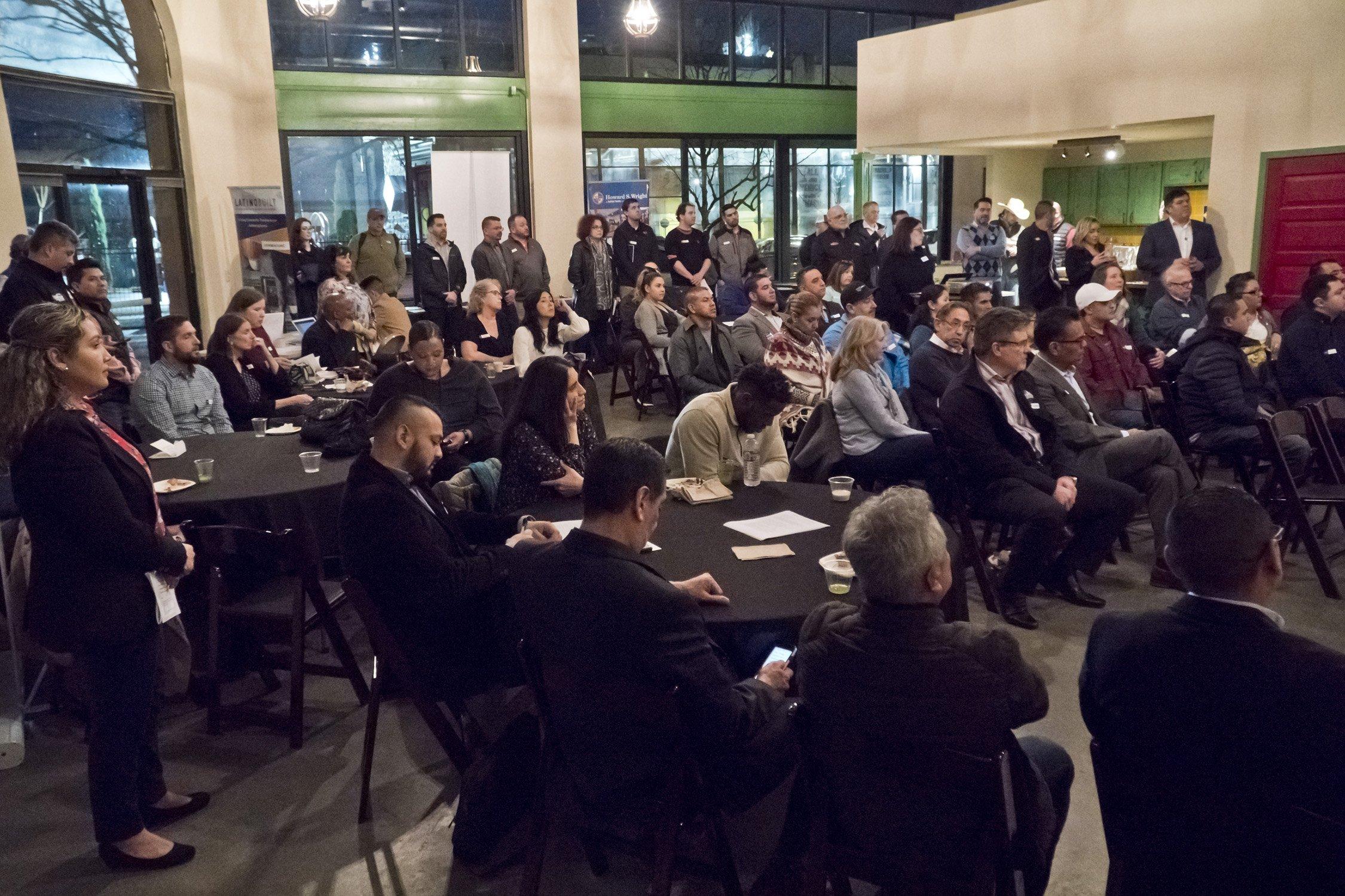 LatinoBuilt Membership Meeting Jan 22, 2019