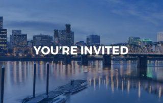Portland Mayoral Debate Invite