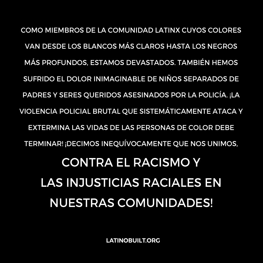 LatinoBuilt-Injusticias-Raciales