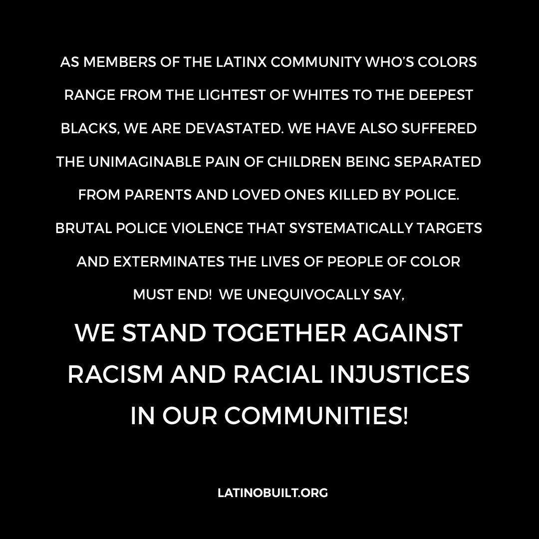LatinoBuilt-Racial-Injustice
