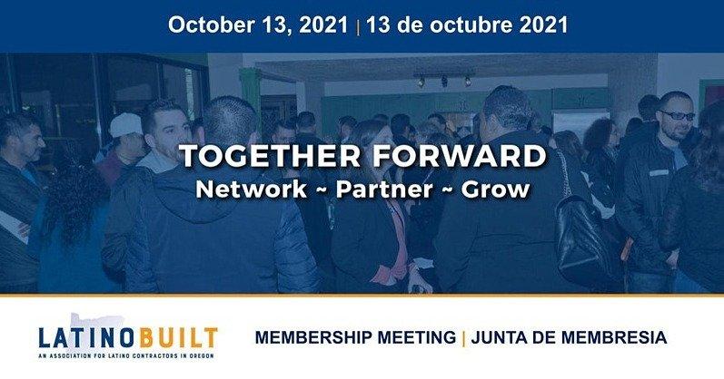 LatinoBuilt Membership Meetingl