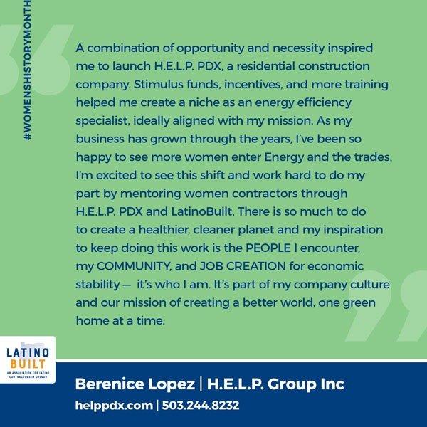 WHM2021-LatinoBuilt-Berenice Lopez